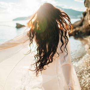 Beach waves   Vacation Hair