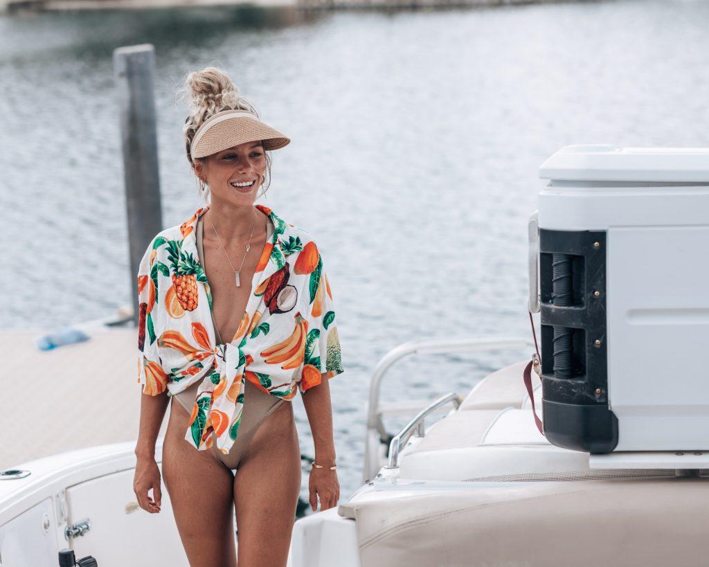 Kristy Johnson   Grand Cayman   Beauty and skincare
